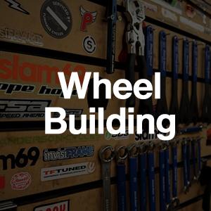 WORKSHOP BOOKING - Labour - Wheel Building : £35/wheel