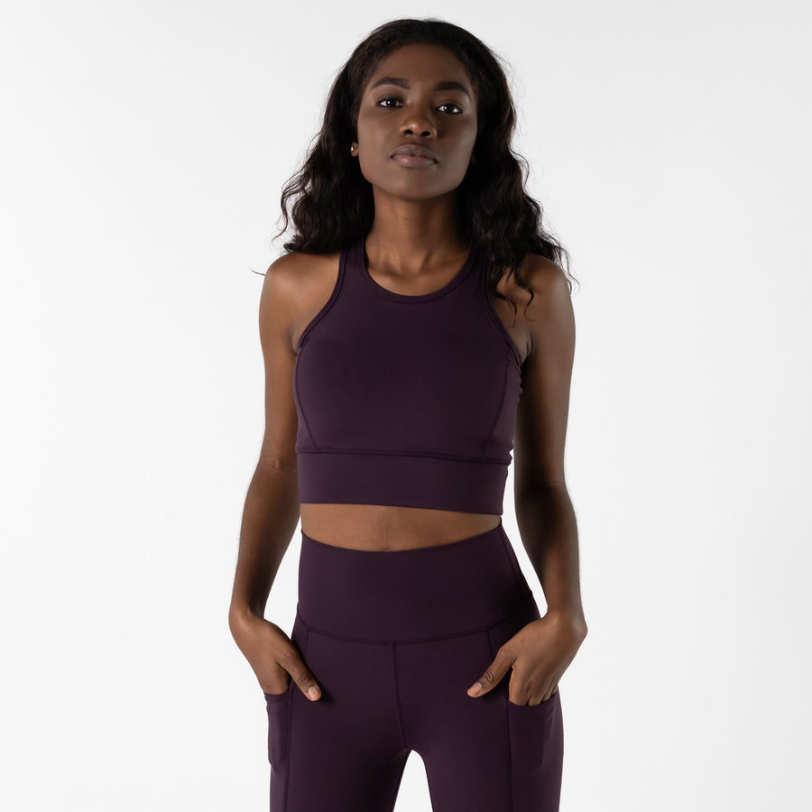 Sweat Harder 2.0 Longline Bra