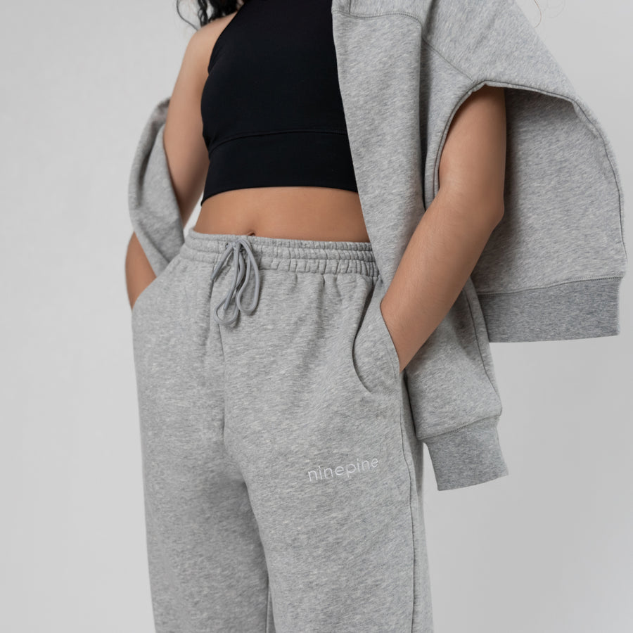 Ninepine High-rise Sweatpant