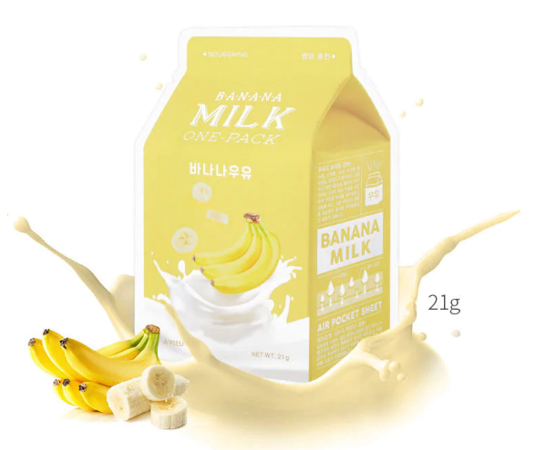 A'pieu - Banana Milk One Pack