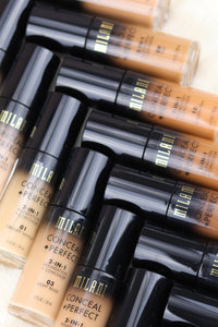 Milani Conceal And Perfect 2 In 1 Foundation And Concealer