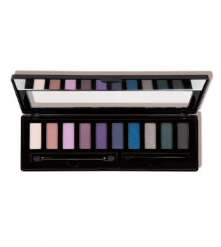 L.A. Colors Eyeshadow Palette Feisty