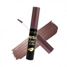 Load image into Gallery viewer, L.A. Girl Metal Liquid Lipstick