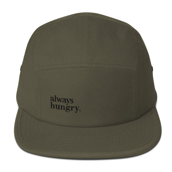 NEW Always Hungry 5-panel Hat