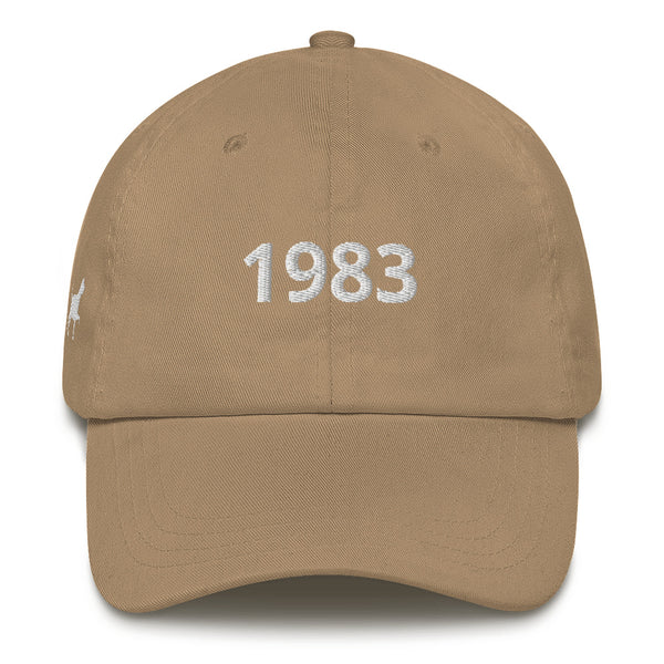 "NEW ""1983"" Dad Hat"