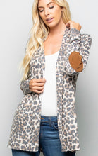 Load image into Gallery viewer, Cheetah Cardigan