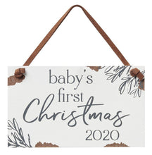 Load image into Gallery viewer, Baby's First Christmas Ornaments - 2020 - Little Red Barn Door