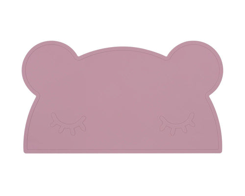Bear Placie - Dusty Rose - Little Red Barn Door