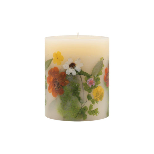 BOTANICAL CANDLE - Peony + Pomelo - Little Red Barn Door