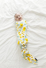 Load image into Gallery viewer, Buttercup Blossom Swaddle - Little Red Barn Door