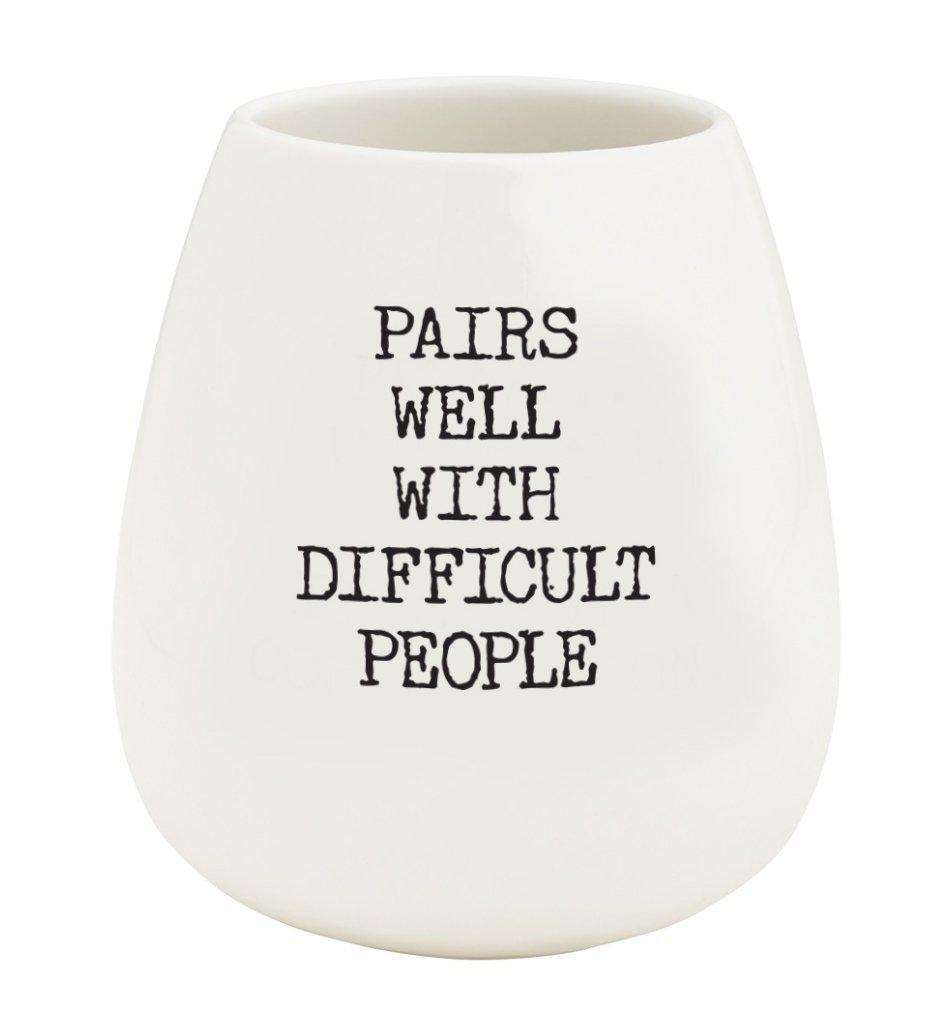 Difficult People Tumbler - Little Red Barn Door