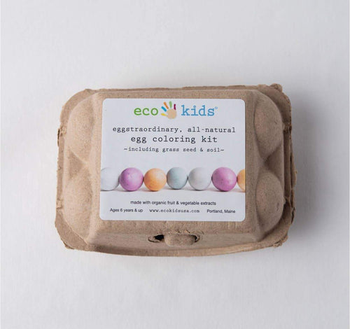 Egg Coloring & Grass Grow Kit - Little Red Barn Door