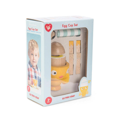 Egg Cup Set - Little Red Barn Door
