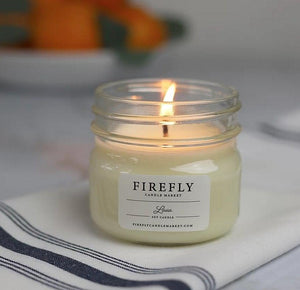Firefly Candle - Lava - Little Red Barn Door