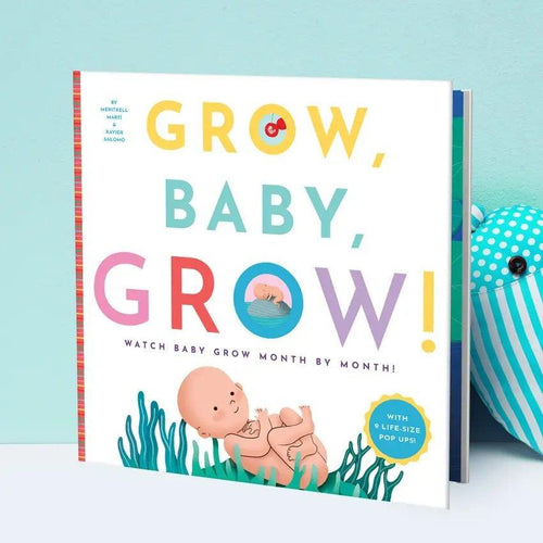 Grow, Baby, Grow! Book - Little Red Barn Door