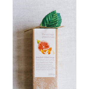 Hand and Body Lotion - Grapefruit and Blood Orange - Little Red Barn Door