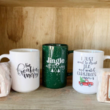 Load image into Gallery viewer, Holiday Mugs - Little Red Barn Door