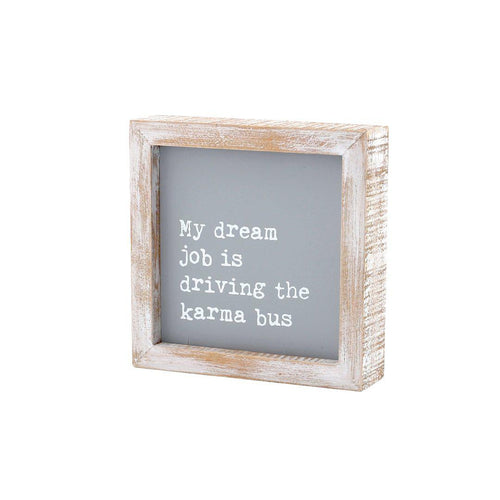 Karma Bus - Grey - Little Red Barn Door