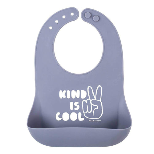 Kind is Cool Wonder Bib - Little Red Barn Door