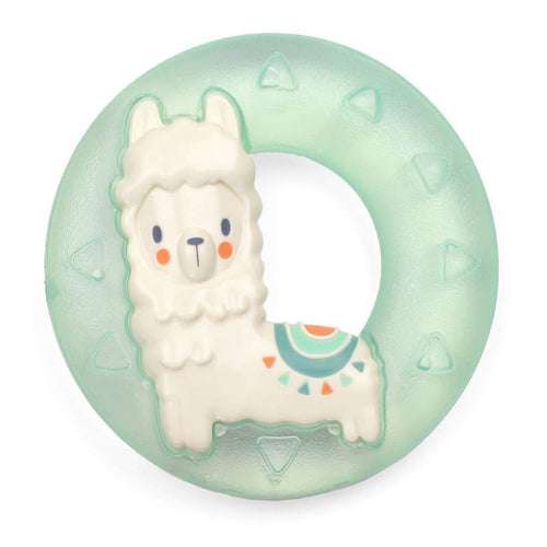 Llama Water Filled Teether - Little Red Barn Door