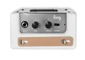 Loog Mini Amp - White - Little Red Barn Door