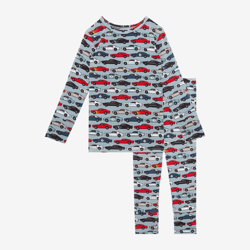 Miles - Long Sleeve Loungewear - Little Red Barn Door