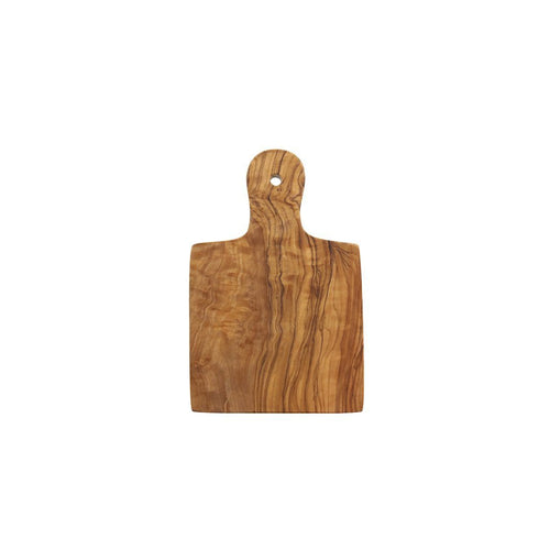 Mini Square Olive Wood Board - Little Red Barn Door