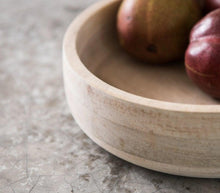 Load image into Gallery viewer, Natural Mango Wood Serving Bowls, 3 Sizes - Little Red Barn Door