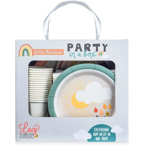 Party in a Box - Little Rainbow - Little Red Barn Door