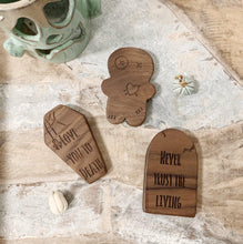Load image into Gallery viewer, Voodoo Doll Teether - Little Red Barn Door