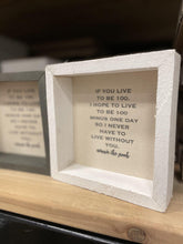 Load image into Gallery viewer, Winnie the Pooh quote - Sign - Little Red Barn Door
