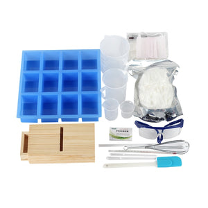 Professional Soap Making Kit 12-Cavity Loaf Bar