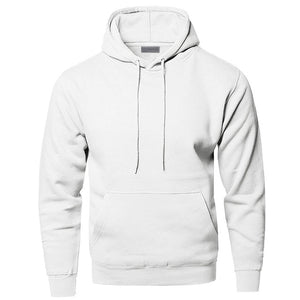 Solid Color Sweatshirts Hoodies