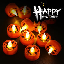 Load image into Gallery viewer, 12/24Pcs Flameless LED Candles Tea Light