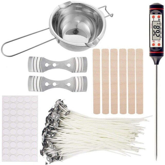 DIY Candle Crafting Tool Kit