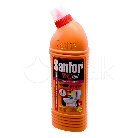 Sanfor WC gel 750гр