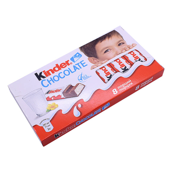 Kinder Chocolate 100гр - ELAK.UZ