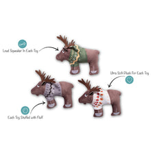 Load image into Gallery viewer, Sweater Moose Mini Toy Set