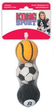 Load image into Gallery viewer, Sports Balls Assorted 3 Pack Small/Medium