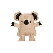 Load image into Gallery viewer, Kevin the Koala Jute Chew Toy