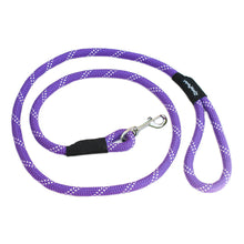 Load image into Gallery viewer, Climbers Dog Leash - Purple