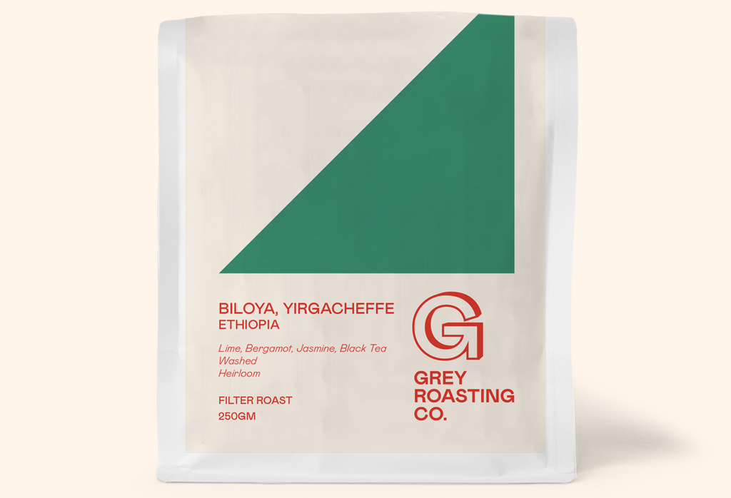 Biloya, Yirgacheffe - Grey Roasting Co