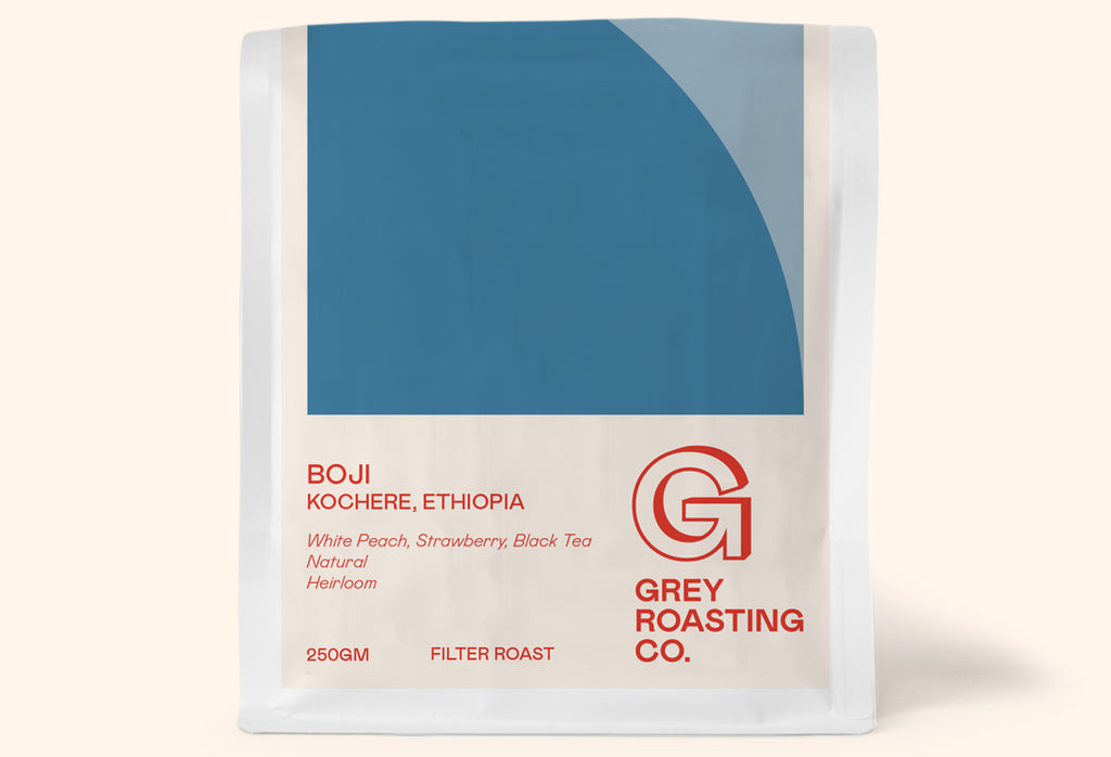 Boji, Kochere Natural - Grey Roasting Co