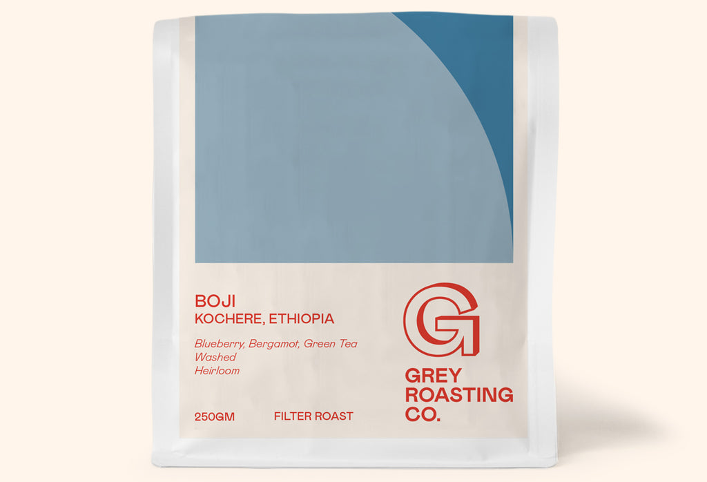 Boji, Kochere Washed - Grey Roasting Co