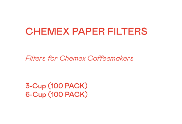 Chemex Filter Papers - Grey Roasting Co