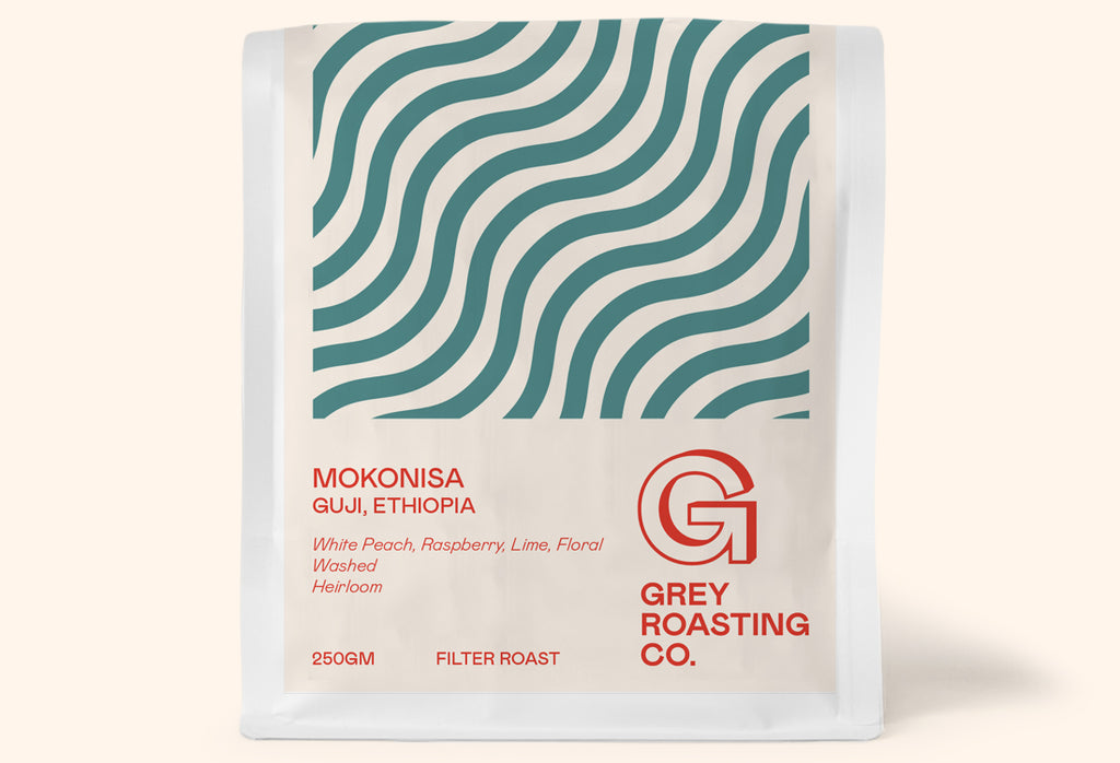 Mokonisa, Guji - Grey Roasting Co
