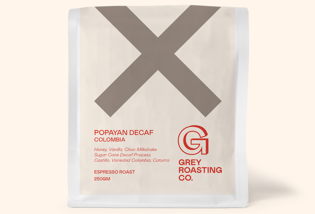 Popayan Decaf (Colombia) - Grey Roasting Co