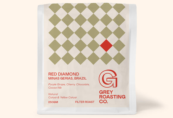 RED DIAMOND, Natural