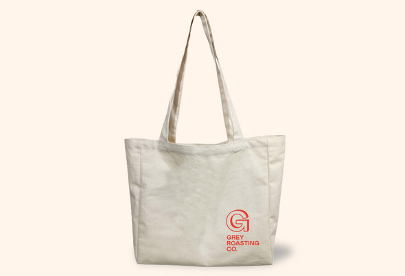 Grey Roasting Co Tote Bag - Grey Roasting Co