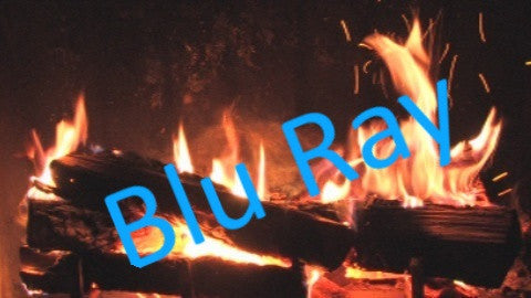 The Best Fireplace Video on Blu-Ray